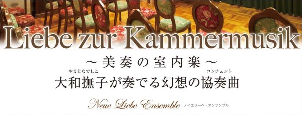 平成27年第三号 西洋古典音楽振興会 室内楽コンサート series 2